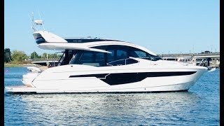 2019 Galeon 510 Skydeck Yacht For Sale at MarineMax Charleston
