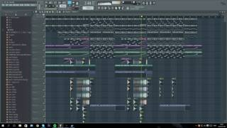 Alan Walker - Fade - Fl Studio 12 Remake [FLP]