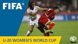 MATCH 32: KOREA DPR v FRANCE - FIFA Women