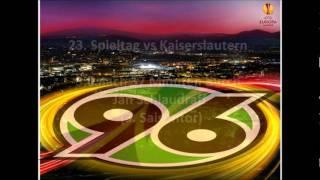 Hannover 96 Rückrundentore 2010/11 Part 1
