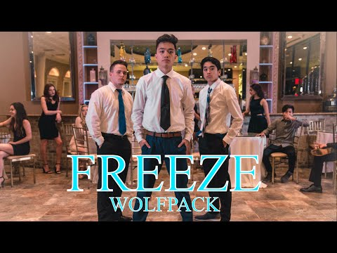 """FREEZE"" T-Pain Ft. Chris Brown Dance 