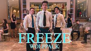 """FREEZE"" By T-Pain ft. Chris Brown Dance 