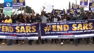 Special Report On #EndSARS Protests    26/10/2020
