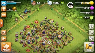 My Clash of Clans Stream live donation troops donation