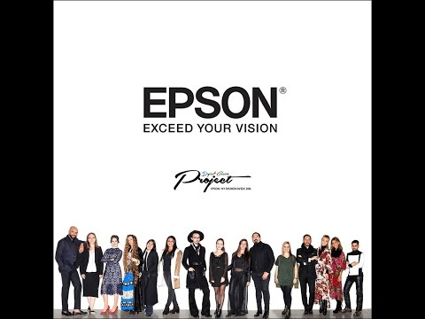EPSON NY FASHION WEEK 2016