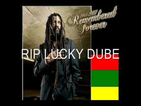 Lucky Dube - Nobody Can Stop Reggae