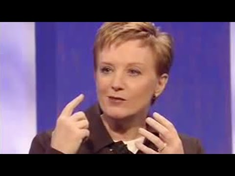 Ann Robinson Interview - Parkinson - BBC