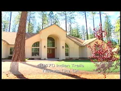 10470 Indian Trail, Nevada City NEW FOR SALE