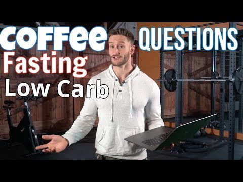 Weekly Q&A | Coffee for Fasting & Keto | Fat Burners | Vitamin D & Gut Health