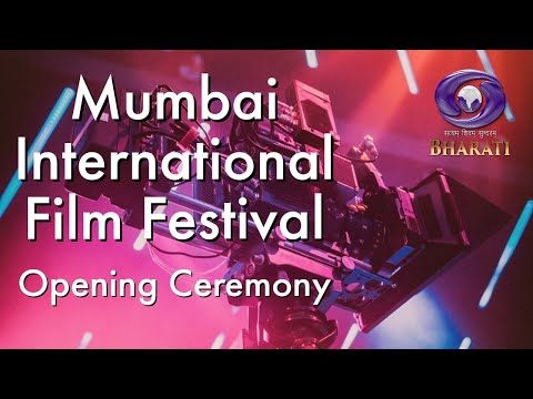 Opening Ceremony Of Mumbai International Film Festival
