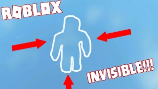 100% INVISIBLE ROBLOX OBBY
