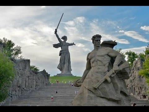 Мамаев курган в Волгограде Мамаев курган история