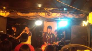 2012/10/27 @亀HOUSE ~Laut presents~ 【RIDE ON THE FLOW.】 杏仁cut...