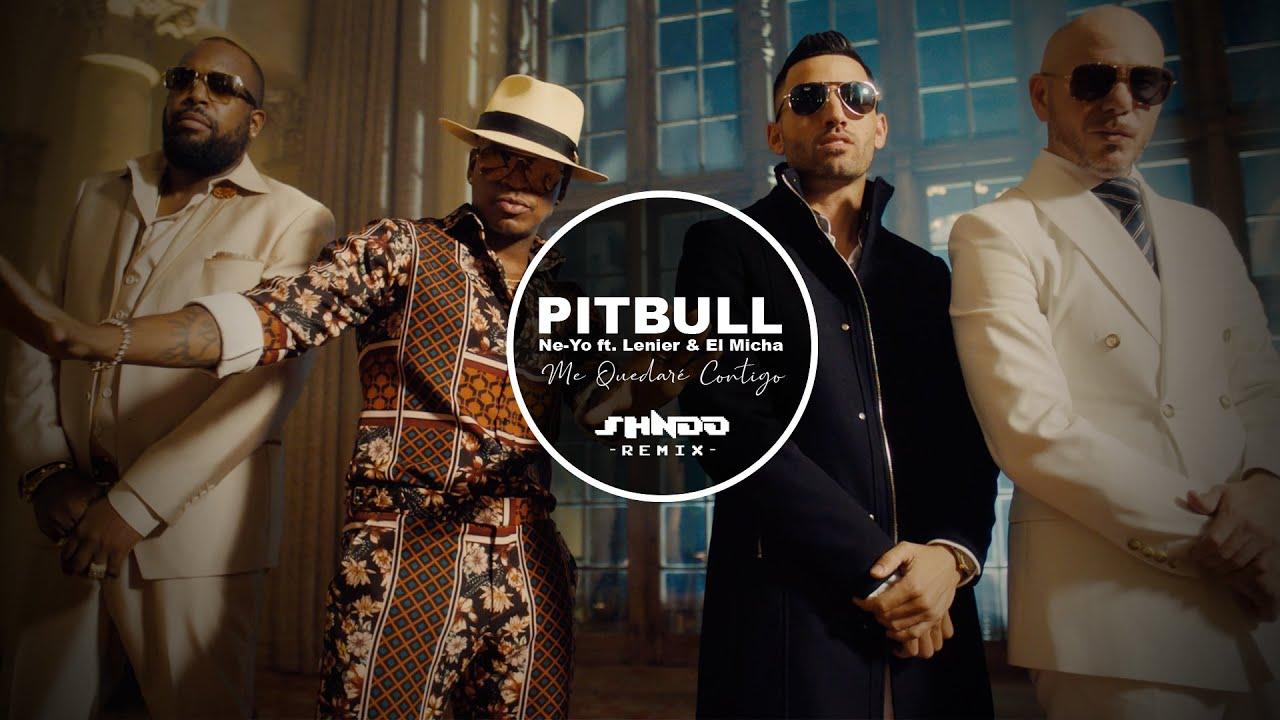 Pitbull, Ne-Yo - Me Quedaré Contigo ft. Lenier & El Micha (shndo Remix)