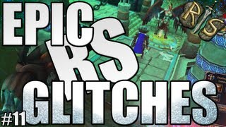 Unlimited Instakill Darts! RuneScape Epic Glitches - Episode 11