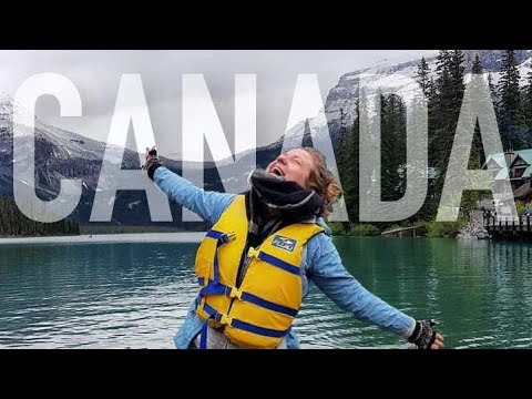 WOW, CANADA! Just wow...   Canada Travel Vlog #1