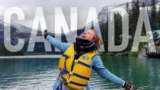 WOW, CANADA! Just wow... | Canada Travel Vlog #1