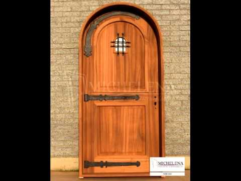 portes de cave vin wine cellar wood doors youtube. Black Bedroom Furniture Sets. Home Design Ideas