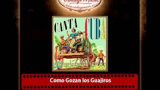 Luis Santi y Su Conjunto – Como Gozan los Guajiros Perlas Cubanas