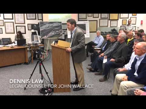 Lawyer for John Wallace says claims of malfeasance are unfounded