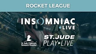 Insomniac Games Play Live - Rocket League