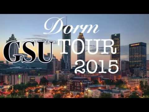 Georgia State University DORM TOUR 2K15+Welcome to my channel