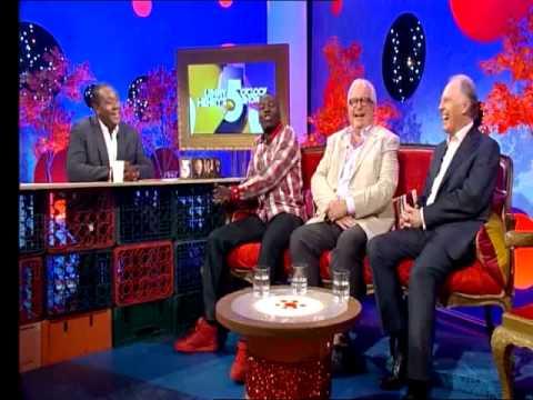 Eddie Kadi on Lenny Henry show (5 O' Clock Show)