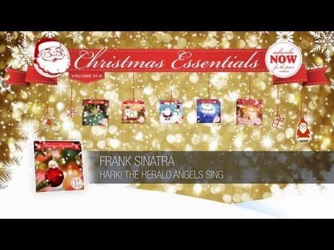 Frank Sinatra - Hark! The Herald Angels Sing // Christmas Essentials
