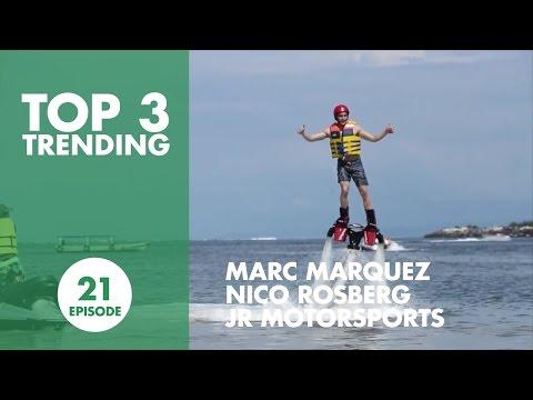 Marc Marquez new Honda 2015 | Nico Rosberg | A Bad Lip Reading | F1 | Formula1 | #Top3Trending