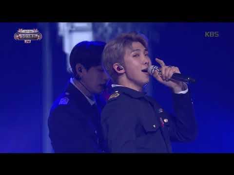 2017 KBS가요대축제 Music Festival - 방탄소년단 - DNA (DNA - BTS). 20171229