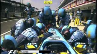Hungaroring 2005 F1 GP Start
