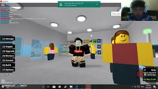Playing Retail Tycoon! - Roblox || Rudox Daily Ep 1