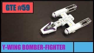 GTE 059 -- Star Wars: Legion -- Y-Wing Bomber-Fighter