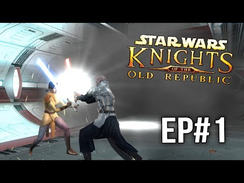 Knights of the Old Republic (Greatest Star Wars RPG) – #1 The Republic Soldier