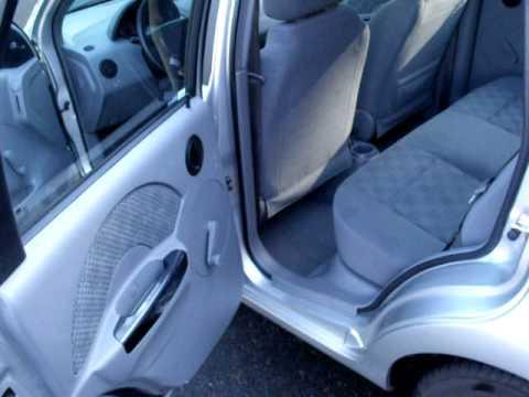 2005 Chevrolet Aveo Hatchback Youtube