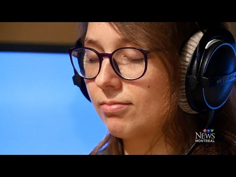 Taking notes: Montreal university studying music and stress