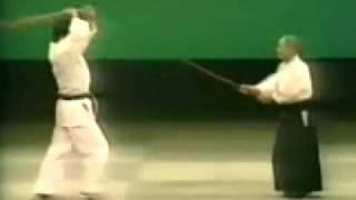 Yoshinkan Aikido Gozo Shioda Demo