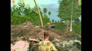 Sniper tutorial. Line of Sight - Vietnam