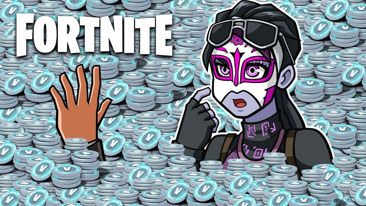 Fortnite | ¡Regalando pases de batalla de la temporada 10! Ocultar y congelar! + vídeo
