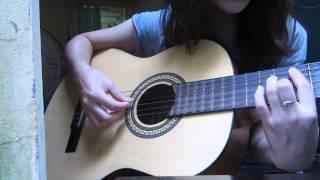 Ngây Ngô -Guitar cover