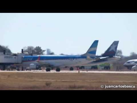 SPOTTING Córdoba, Ambrosio Taravella airport, Argentina (COR / SACO)