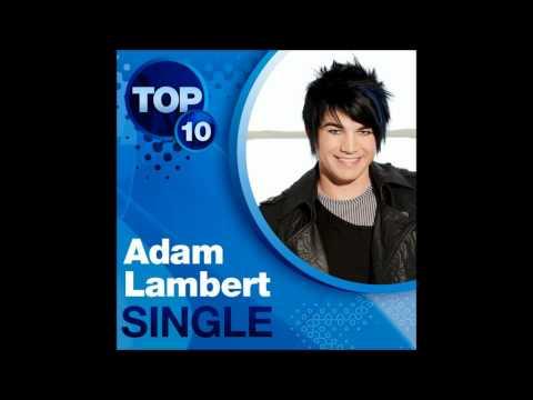 Adam Lambert - The Tracks of My Tears (Studio)