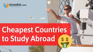 Cheapest Countries To Study Abroad    Study, Living Cost and Top Universities, Courses.