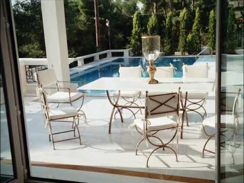 Outdoor Furniture INDIANA Garden Furniture Magnificent Works Of Art