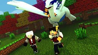 Minecraft: POKÉMON BOX DA SORTE - LUGIA IMBATÍVEL  - (PortugaPC)