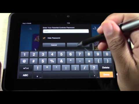 kindle-fire-hd:-kindle-free-time-(setting-advanced-parental-controls-for-kids)-|-h2techvideos