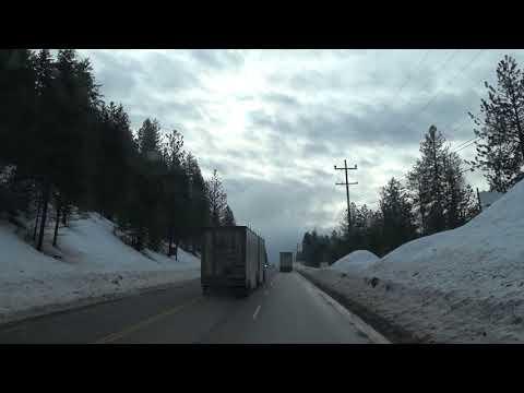 Christina Lake to Grand Forks