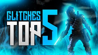 Black Ops 3 - Top 5 Glitches! (Deutsch/German)