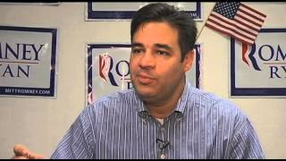 Miguel Amante - Entrevista al Congresista Raul Labrador.