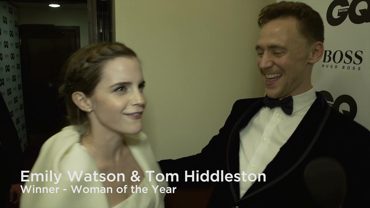 Watch Emma Hiddleston video
